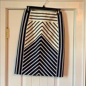 JCrew No2 pencil skirt size 00